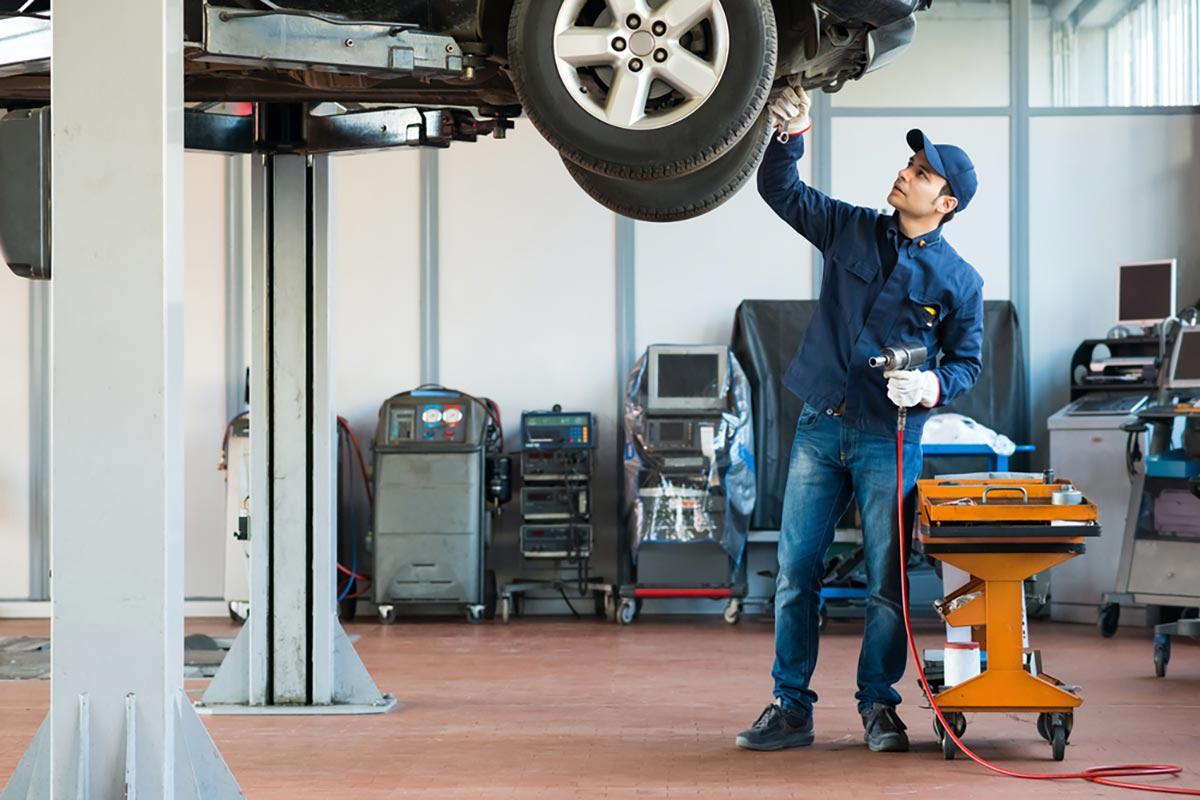 Desgravar IVA reparación Vehículo