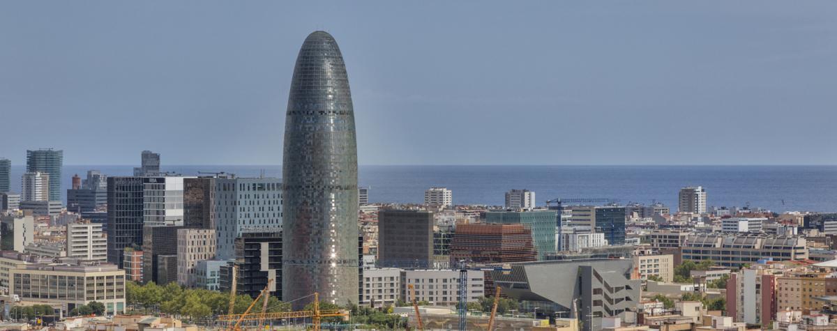Visiter Barcelone et son quartier du 22@ avec la tour Agbar de Jean Nouvel