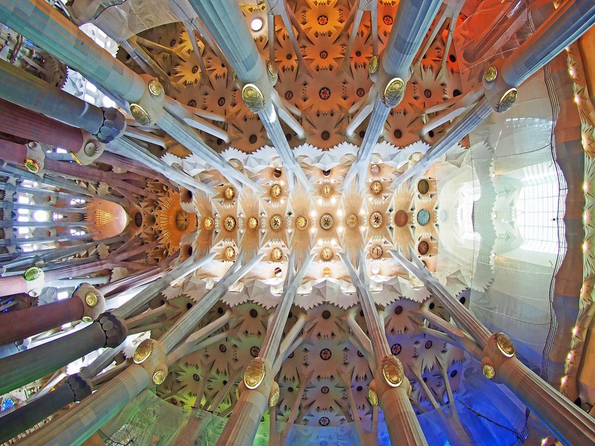 Visitare la Sagrada Familia a Barcellona, essenziale
