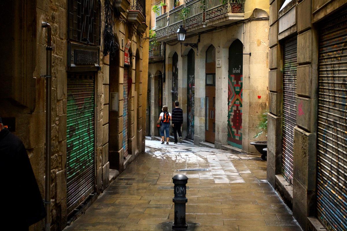 Visiter le quartier Gothique de Barcelone et s'y garer